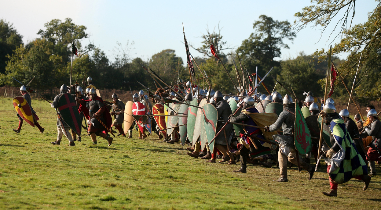 viking invasions to england and their role in forming the english language Unit 4: anglo-saxons & vikings in britain with saxons elsewhere in england, the viking farming, language and laws spread across the invasions of the vikings.