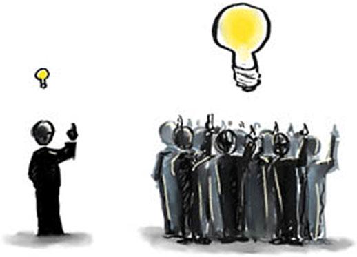 crowdsourcing-bulb